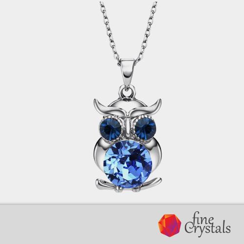 kolie-blue-owl
